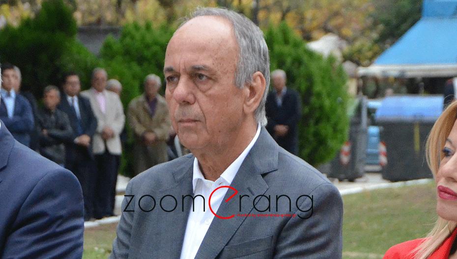 Ο βουλευτής Ημαθίας του ΣΥΡΙΖΑ Χρήστος Αντωνίου για την Επέτειο του Πολυτεχνείου