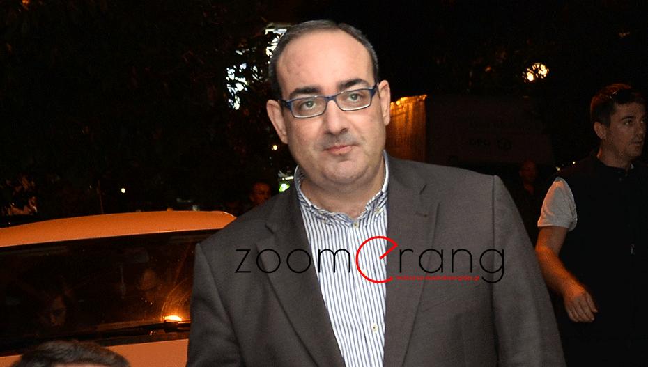 Αργύρης Πανταζόπουλος: Να μην αγχώνονται κάποιοι, θα είμαι υποψήφιος δήμαρχος Αλεξάνδρειας