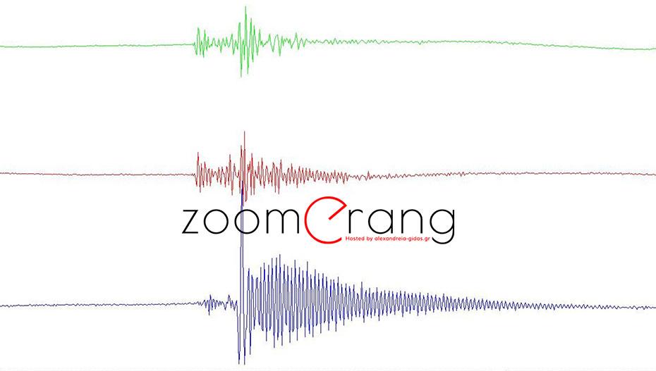 Σεισμός 3,9 Ρίχτερ αισθητός σε όλη την Ημαθία – επίκεντρο το Αιγίνιο