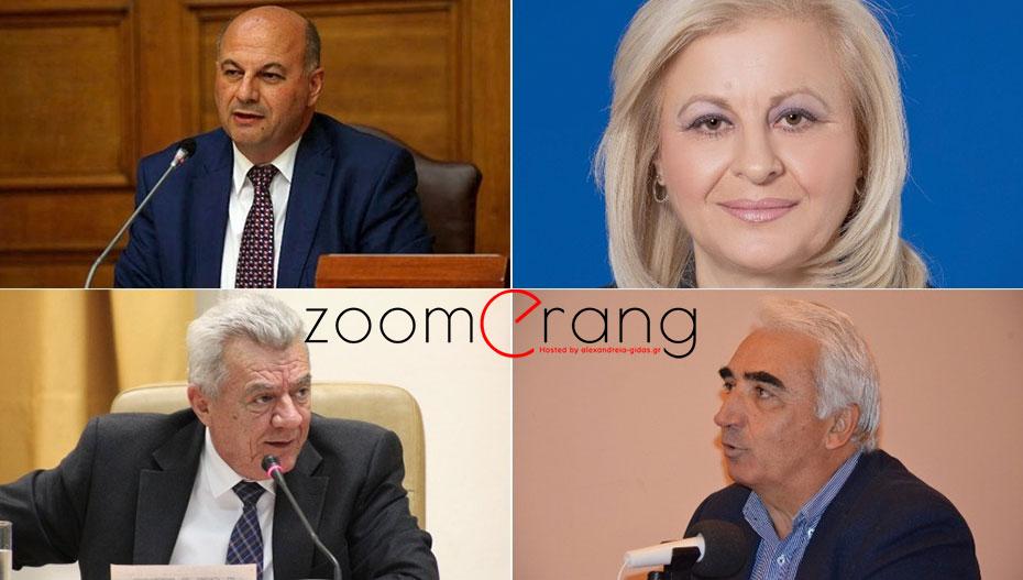 ΝΔ: Χρίσμα μόνο στη Βέροια και όχι σε Αλεξάνδρεια και Νάουσα, επανέλαβε και ο Κώστας Τσιάρας