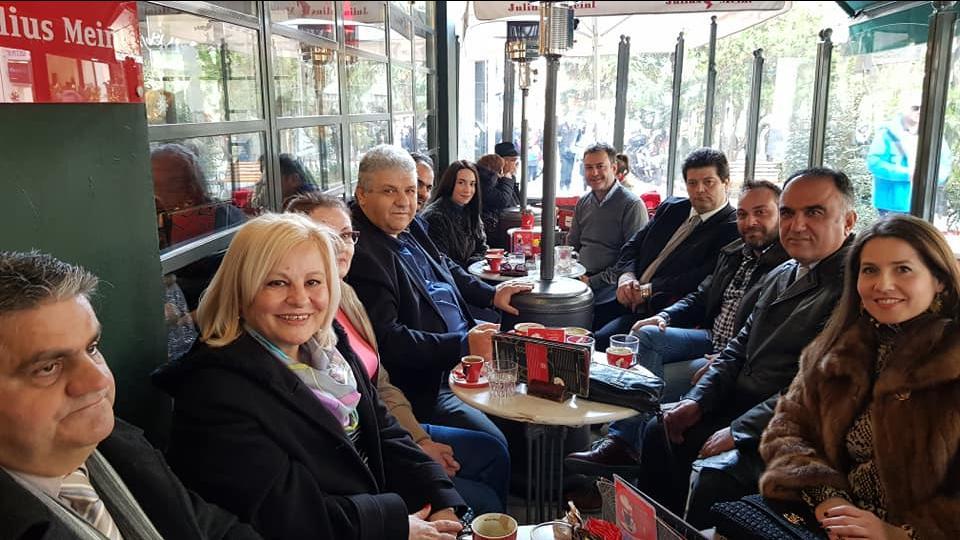 Τα χριστουγεννιάτικα «ορόσημα» για τον συνδυασμό και την υποψηφιότητα της Γεωργίας Μπατσαρά