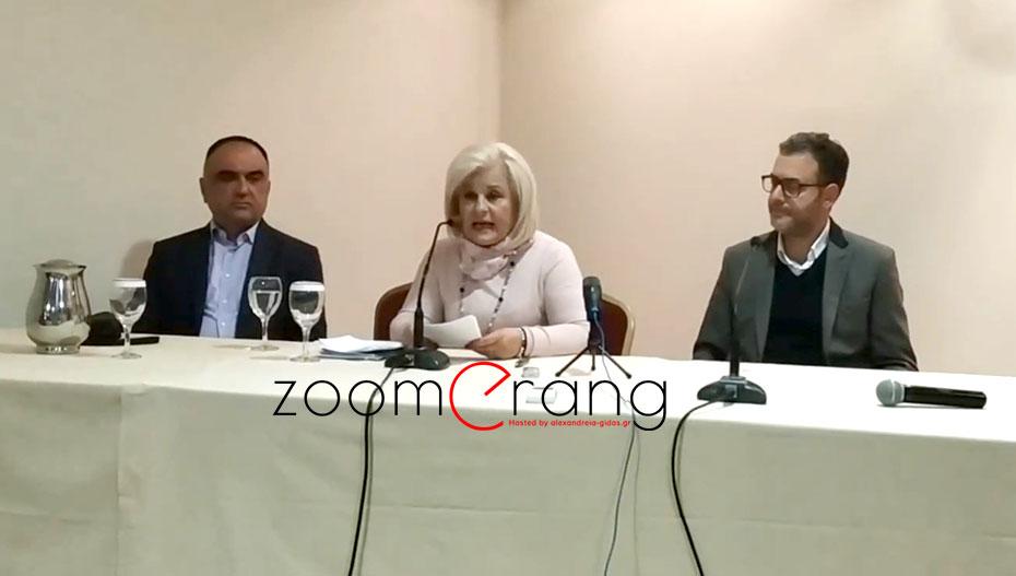 Σχόλια και παραλειπόμενα από τη συνέντευξη της Γεωργίας Μπατσαρά – ο θυμός, η αισιοδοξία, οι εξομολογήσεις και οι ανθρώπινες στιγμές της υποψήφιας δημάρχου Βέροιας