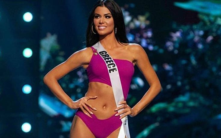 Ιωάννα Μπέλλα: Δύσκολος ο διαγωνισμός Μις Υφήλιος, δεν παίζει ρόλο μόνο η εμφάνιση