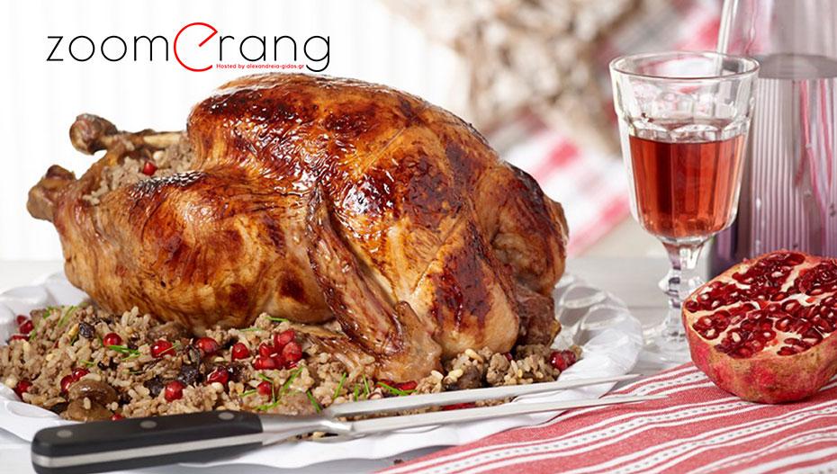 Πώς έφθασε η γαλοπούλα στο Χριστουγεννιάτικο τραπέζι και γιατί οι Άγγλοι την ονομάζουν…turkey;