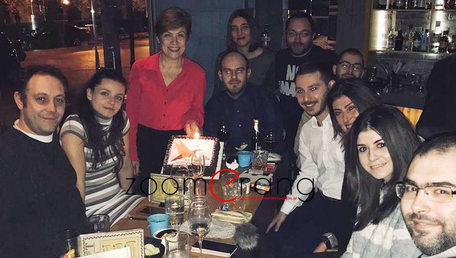 Η «ξεχωριστή» τούρτα γενεθλίων της Ίλιας