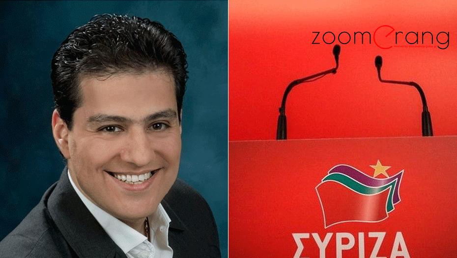 Αντέδρασε ο Γιώργος Κάκαρης για σχόλια κατά του Αλέξη Τσίπρα, όμως πρέπει να είναι συγκρατημένος