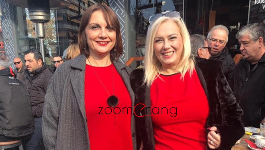 Υποψήφιες στα… κόκκινα
