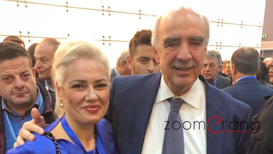 Β. Μεϊμαράκης: «Θέλω να υπηρετήσω τον μέσο Έλληνα – Ευρωπαίο πολίτη»
