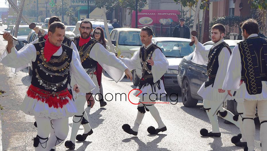 Ελληνικά έθιμα των Χριστουγέννων