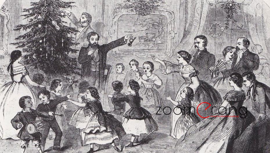 1843: Η χρονιά που στολίστηκε σε ελληνικό σπίτι, το πρώτο χριστουγεννιάτικο δένδρο.