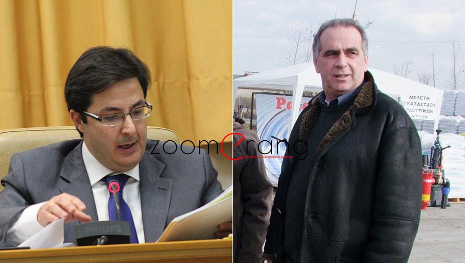 Μπάμπης Γκιόνογλου και Νίκος Μπρουσκέλης έκαναν τις πρώτες δηλώσεις ως υποψήφιοι βουλευτές του ΚΙΝΑΛ Ημαθίας