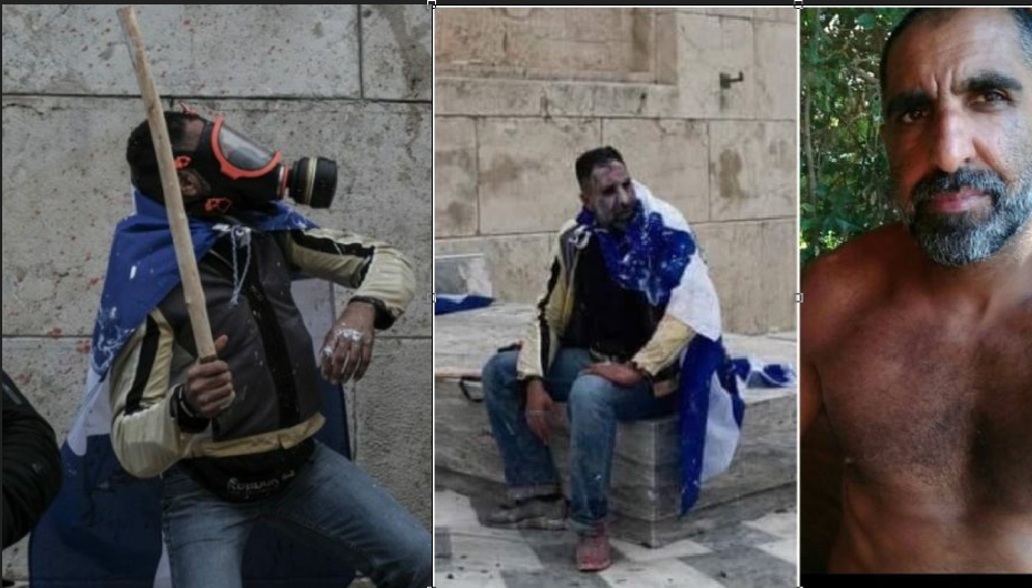 Είμαι απο τη Νάουσα, φέρεται να δηλώνει ο… «Αφρικανός προβοκάτορας» του συλλαλητηρίου