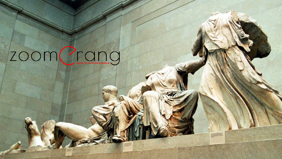 Η διαμάχη για τα Γλυπτά του Παρθενώνα έδειξε ότι  οι Βρετανοί έχουν έναν Γερμανό επικεφαλής του Βρετανικού Μουσείου!