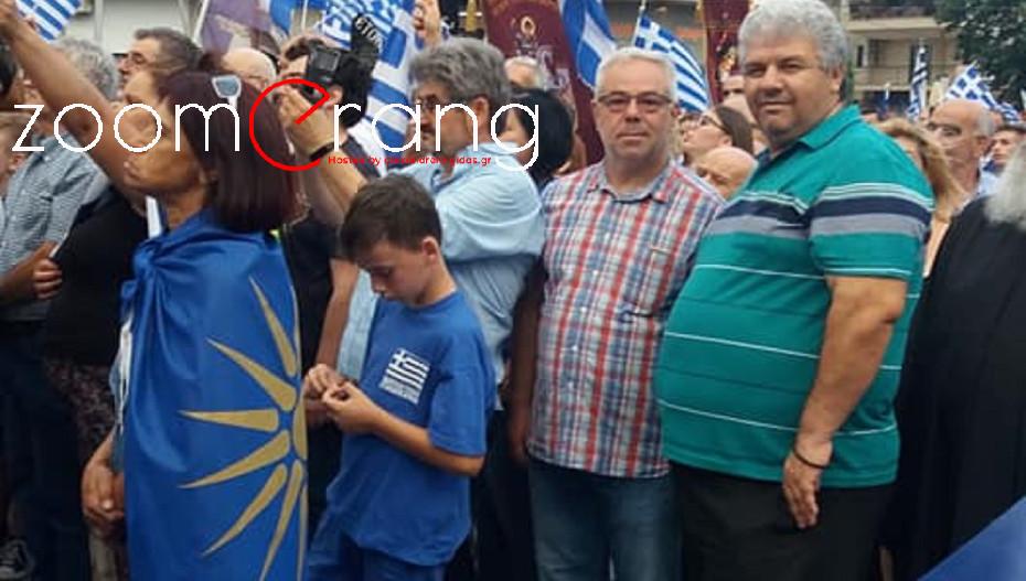 Κουφόπουλος για Μπατσαρά: Παραιτήθηκε απο τον συνδυασμό αλλά παραμένει στο πλευρό της (δήλωση)