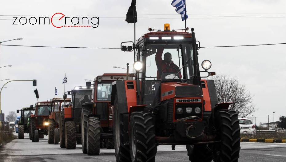 Μπλόκο αγροτών στην Κουλούρα τη Δευτέρα 28 Ιανουαρίου. Σύσκεψη την Πέμπτη στη Μέση