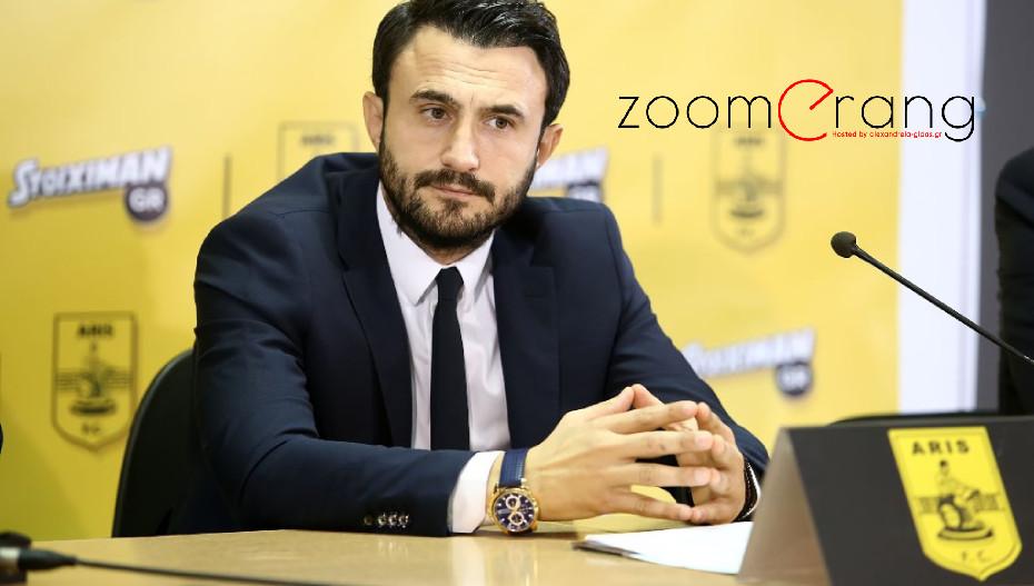 """Άλλος Θόδωρος Καρυπίδης είναι πρόεδρος του Άρη, προσωρινά και μόνο για """"τυπικούς λόγους"""""""