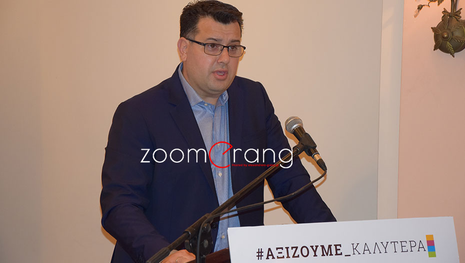 H «πρώτη» του Κώστα Ναλμπάντη ως υποψήφιος δήμαρχος Αλεξάνδρειας (φώτο-βίντεο)