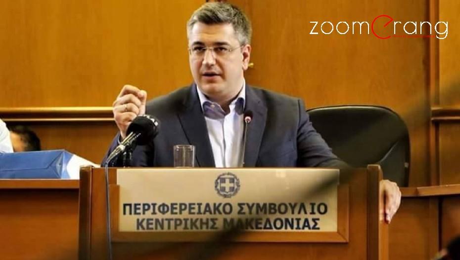 Κατά πλειοψηφία και όχι ομόφωνα, ψήφισμα κατά της Συμφωνίας των Πρεσπών, από το Περιφερειακό Συμβούλιο Κεντρικής Μακεδονίας