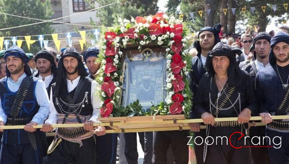 Η Παναγιά Σουμελά στην Καλαμαριά Θεσσαλονίκης