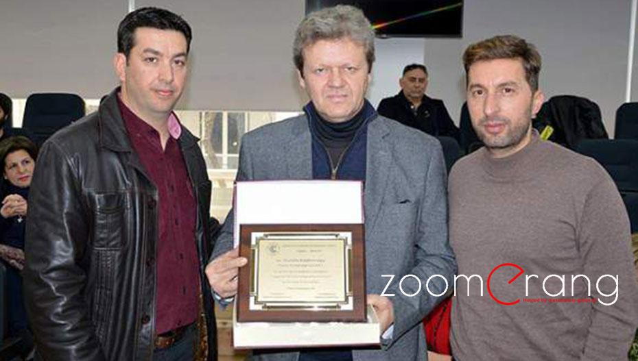 Εκλέχθηκε ξανά στο Δ.Σ. της Ένωσης Συντακτών Επαρχιακού Τύπου ο Κώστας Τσιμόπουλος