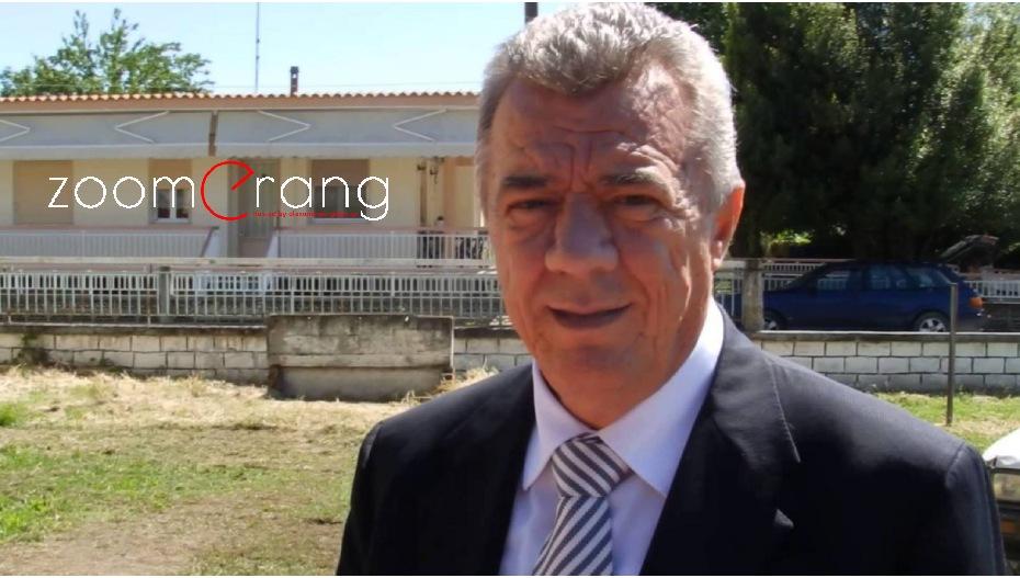 """Η εκλογική αισιοδοξία του δημάρχου Παναγιώτη Γκυρίνη και η αναμονή για τα """"δυνατά ονόματα"""" του συνδυασμού του"""