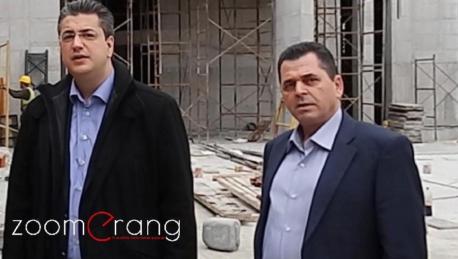 """Κώστας Καλαϊτζίδης: """"Και στους δρόμους της Π.Ε. Ημαθίας οι πινακίδες θα γράφουν μόνο Σκόπια"""" (δήλωση)"""
