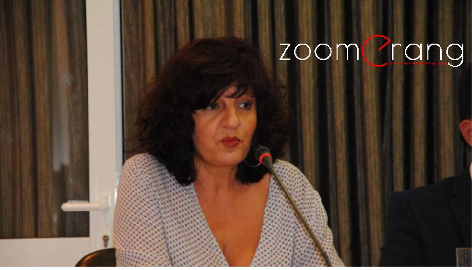 """Η Φρόσω Καρασαρλίδου υπενθυμίζει τροπολογία των βουλευτών του ΣΥΡΙΖΑ Ημαθίας για την """"Αμάλθεια"""" με αφορμή τη συνεδρίαση του περιφερειακού συμβουλίου"""