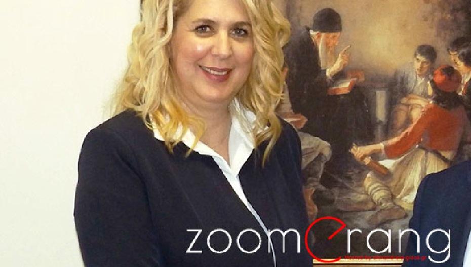 Όλγα Μοσχοπούλου: «Eμπιστεύομαι τον Παναγιώτη Γκυρίνη για την εντιμότητά του» (δήλωση)