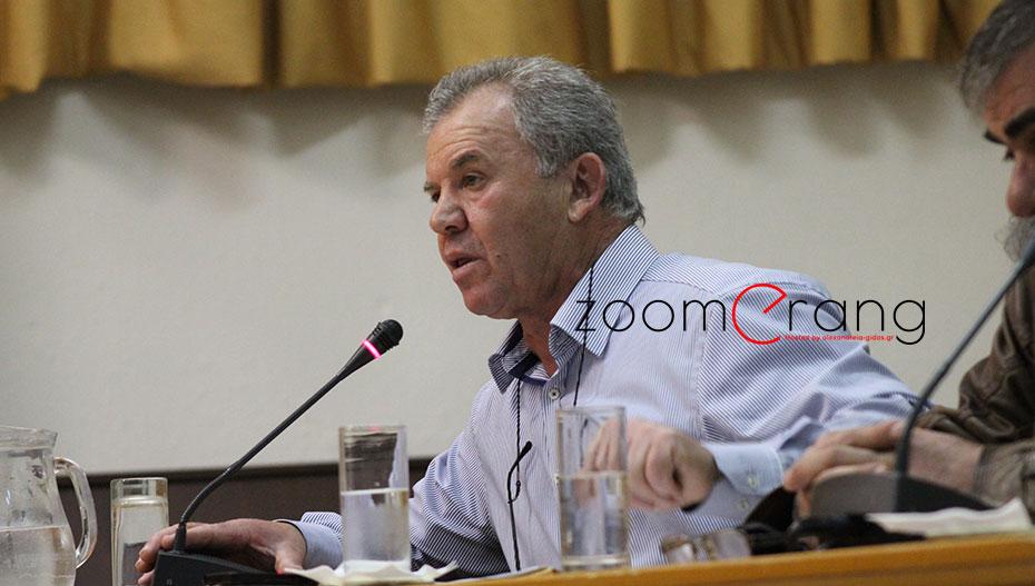 Η απόφαση του Κώστα Βενιόπουλου: Με ποιον θα είναι υποψήφιος στις εκλογές