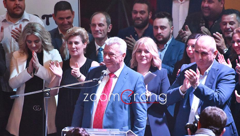 Οι υποψήφιοι που ανακοίνωσε ο Παναγιώτης Γκυρίνης στο ΑΛΕΞΑΝΔΡΕΙΟ (εικόνες)
