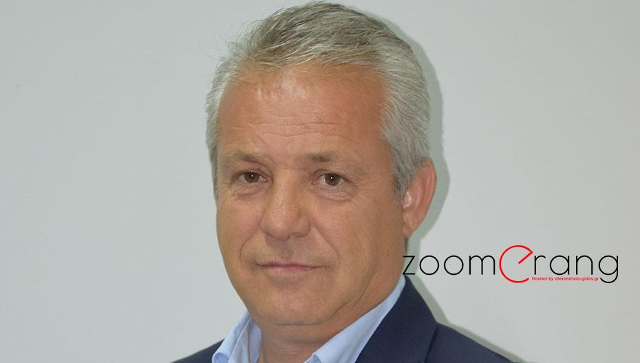 Υποψήφιος στις εκλογές ο Γιώργος Μαντζώλας από τη Μελίκη