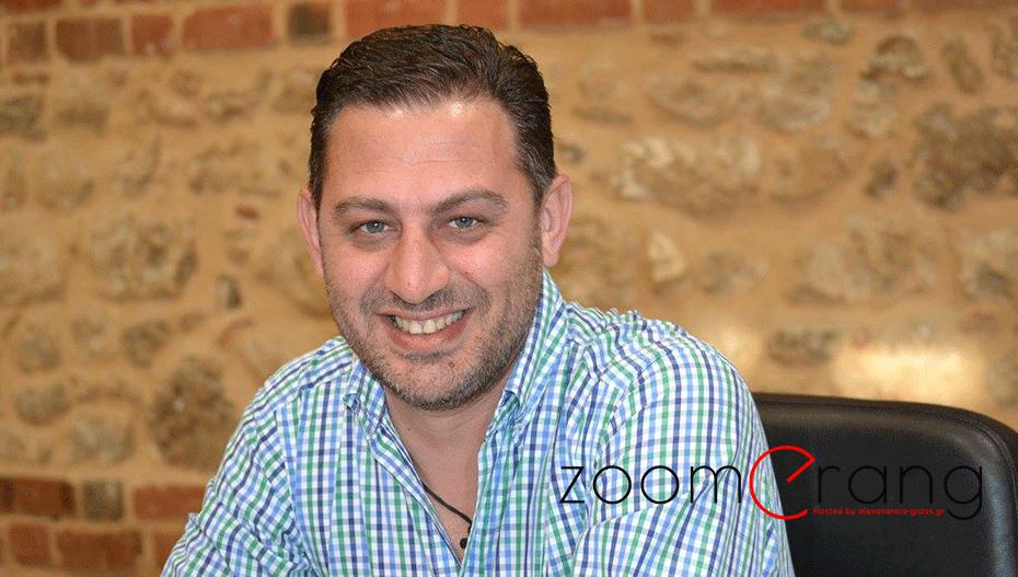 Γιώργος Μιχαηλίδης: Ένα «δυνατό χαρτί» για τον συνδυασμό του Παύλου Παυλίδη στον δήμο Βέροιας