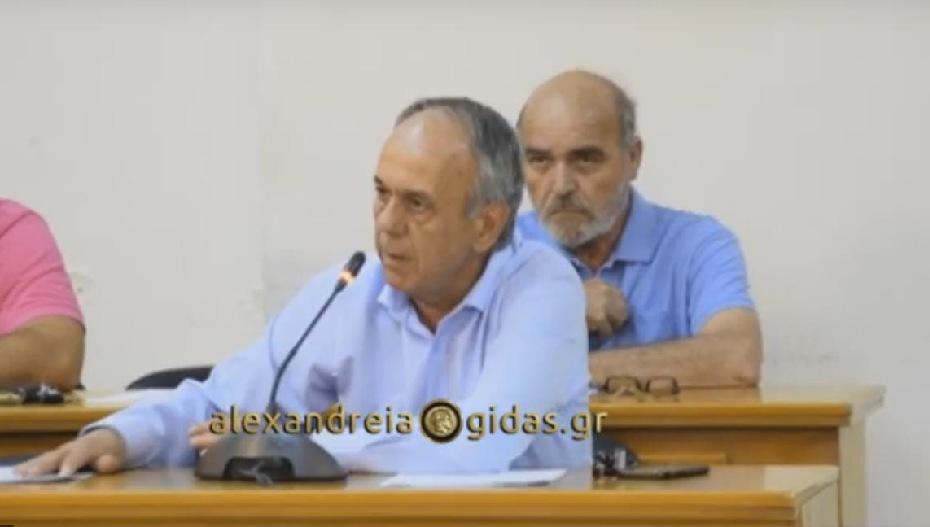 Χρήστος Αντωνίου: Συγχαίρω τους εργαζόμενους της ΔΕΛΤΑ στο Πλατύ, που συνεχίζουν τον αγώνα τους