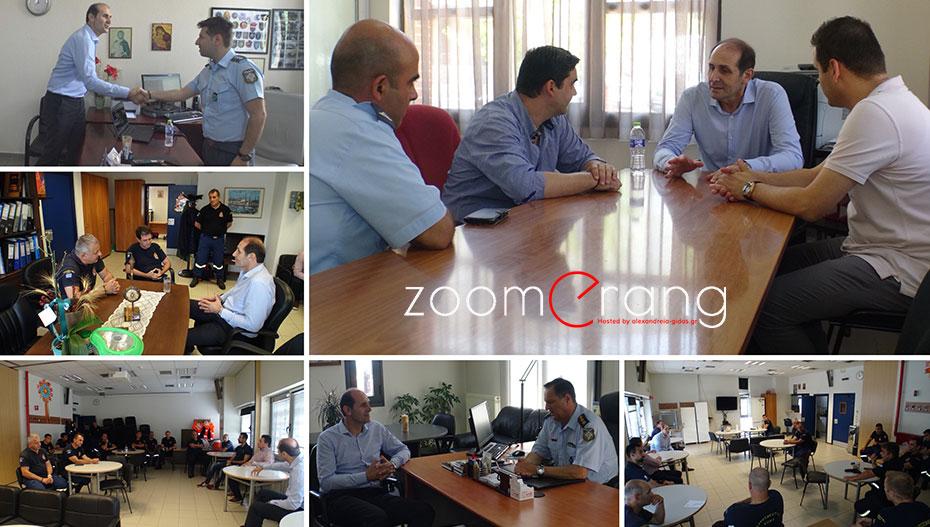 Απ. Βεσυρόπουλος: «Η Νέα Δημοκρατία έρχεται για να αποκαταστήσει το αίσθημα ασφάλειας του πολίτη»